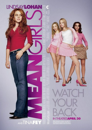 IMP Awards > 2004 Movie Poster Gallery > Mean Girls Poster