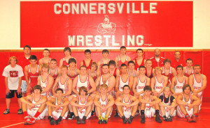 CONNERSVILLE WRESTLING