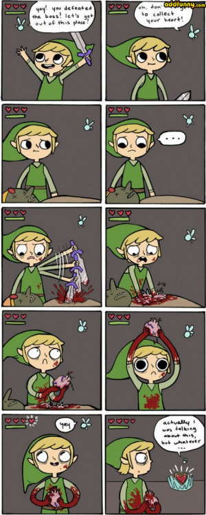 Funny Legend Of Zelda Quotes Related pictures funny memes