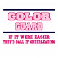 Related to Color Guard Quotes