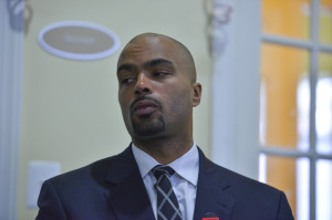 Marion Barry Son Christopher