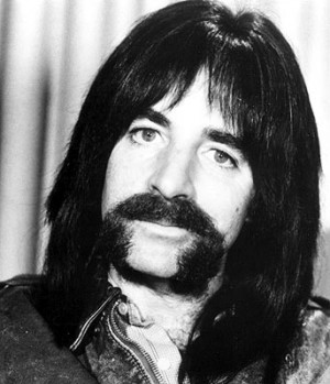 Harry Shearer as bass player Derek Smalls in This Is Spinal Tap ...