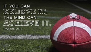 Motivational Quotes For Athletes By Football Athletes