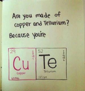 Cute nerdy quote