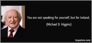 Not Speaking Quotes