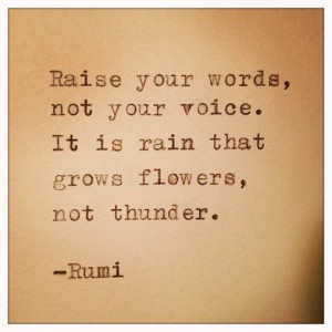The Power Of Words.
