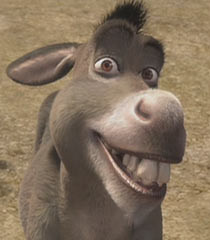funny donkey quotes from shrek