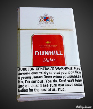 These New Cigarette Warnings Seem a Little Sarcastic