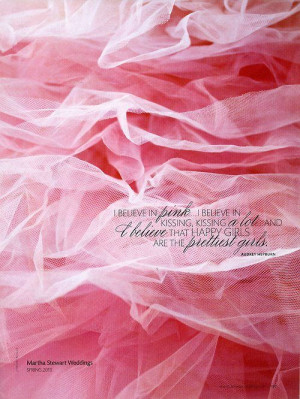 believe in Pink...
