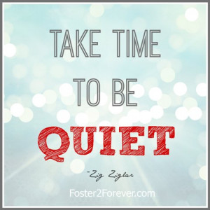 My Christmas Wish: More Quiet Time at Home