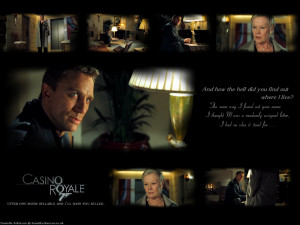 casino royale bond girl