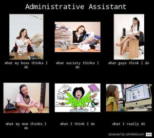 Administrative Assistant | What I really do | Scoop.it