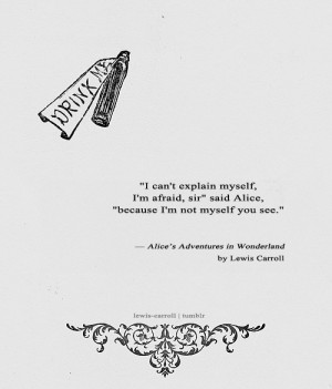 Alice's Adventures in Wonderland quotes1/4