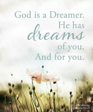 Stasi Eldredge's new book - Becoming Myself: Embracing God's Dream of ...