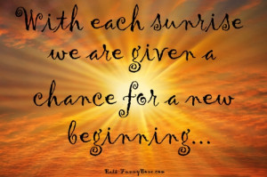 Quotes about moving on and new beginning in life