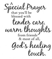 Get Well Prayer Quotes Quotesgram