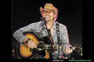 toby keith smile