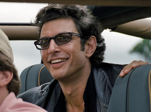 Jeff Goldblum in Jurassic Park (1993)