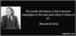More Bernard De Voto Quotes