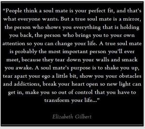 quotables: soul mate