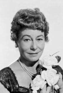 Thelma Ritter - a great character actress. Loved her as the drunk ...