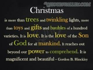 Christmas Cheer Quotes
