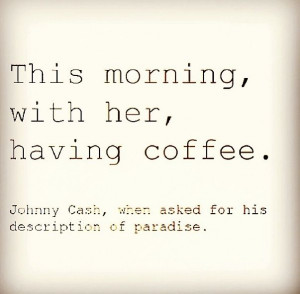 johnny cash quotes about june