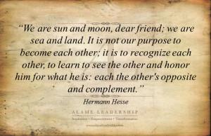 Herman Hesse's quote #1