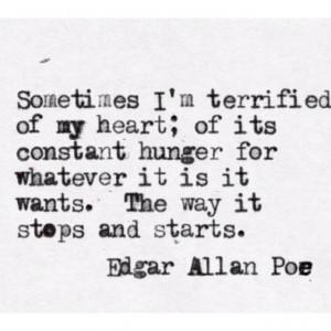 Edgar Allan...