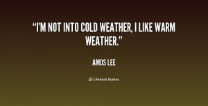 Quotes Cold Weather Category