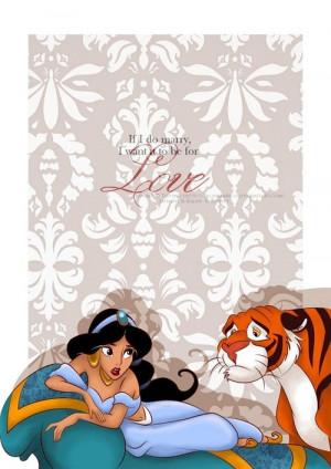 Jasmine (Aladdin) quote