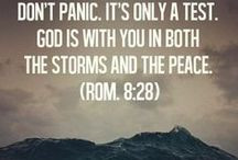 Praise you in the storm / by Amanda Farr