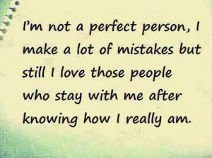 Am Not A Perfect Person-1