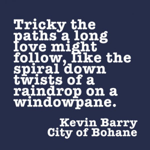 Kevin Barry, City of Bohane