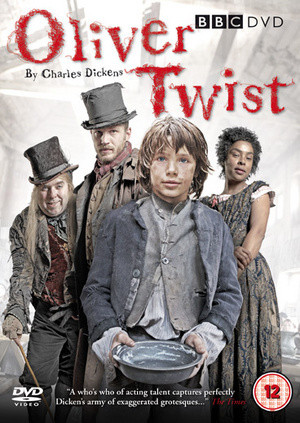 Cooperative work on Oliver Twist (advanced level)