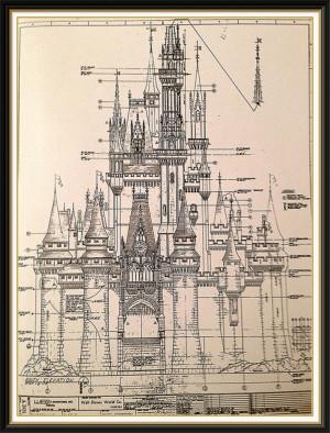 Cinderella Castle Schematics