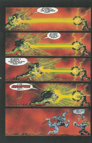 Thread: Thanos vs Darkseid