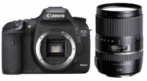 Canon EOS 7D Mark II Body with Tamron 16-300mm F/3.5-6.3 Di II VC PZD ...