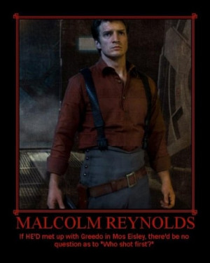 Captain Malcolm Reynolds Quotes