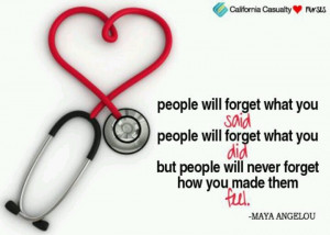 as a nurse and a past patient i couldn t agree more