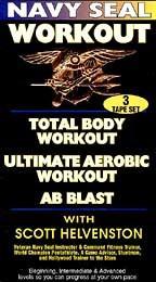 Navy Seal Workout 3-Tape Set