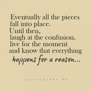 Laugh at the confusion picture quotes and sayings
