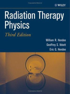 Radiation Therapy Physics 9780471394938