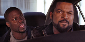 Kevin Hart, left, in Ride Along.