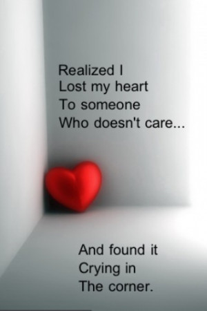 Sad Quotes Sad Love Quotes For Her From Him The Heart Tumblr With ...