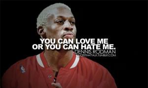Quotes Dennis Rodman Photos