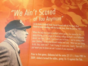 ... Dye Coach Dyes, Coach Pat, Auburn Coaches Accomplishment, Dyes Quotes