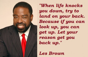 Brown Quotations, Quotes Les, Famous Quotes, Lesbrown Quotes, Life ...