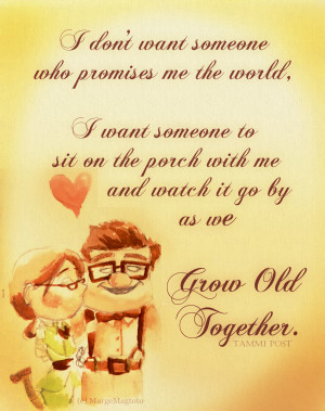 Carl And Ellie Quotes Tumblr Quotes · up · love · carl