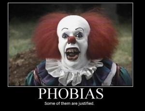 Top 10 awkward phobias